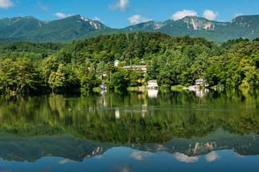 憩うまち こうみで深呼吸しよう「長野県小海町」