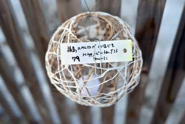 福島で育んだオーガニックコットンを糸に仕立てる「糸紡ぎの道具」