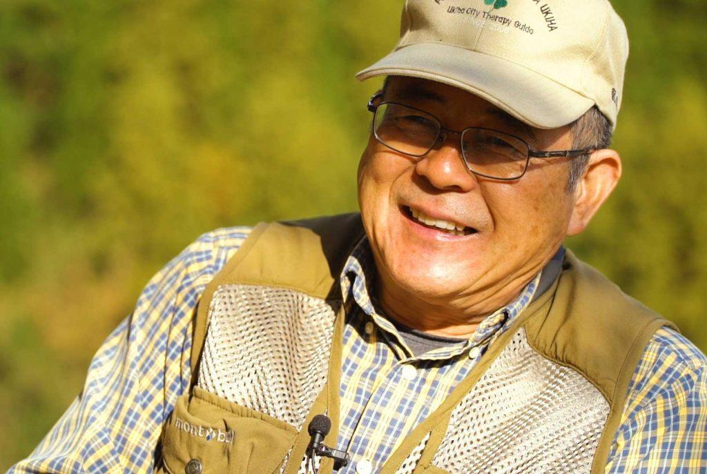 うきはの森林セラピー「癒しの旅先案内人 米川 更生さん」移住したからこそ感じるうきはの魅力
