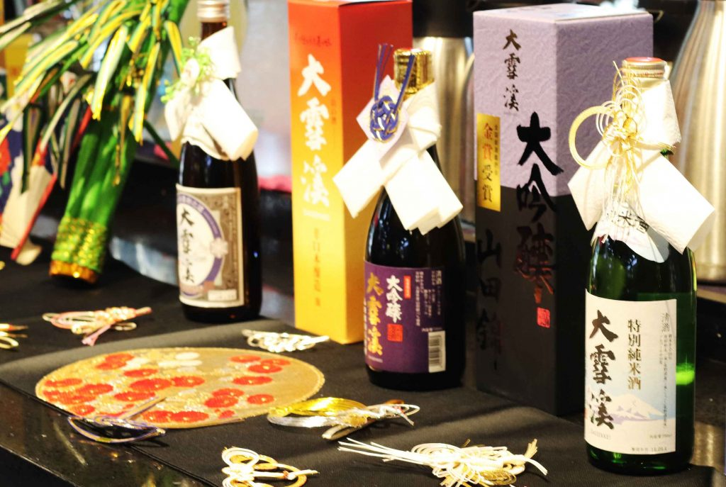 日本酒から繋がる世界と日本のふるさとの輪「マレーシア ペナン島池田町日本酒フェア」