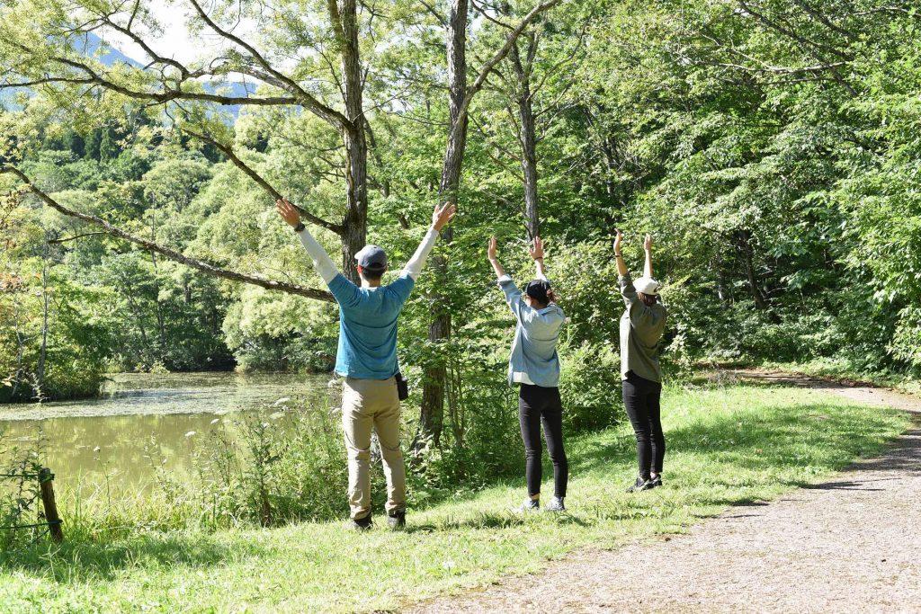 現代社会にこそ必要な「森の力」を伝えられる人材を、全国へ。「信濃町森林メディカルトレーナー®養成講座」