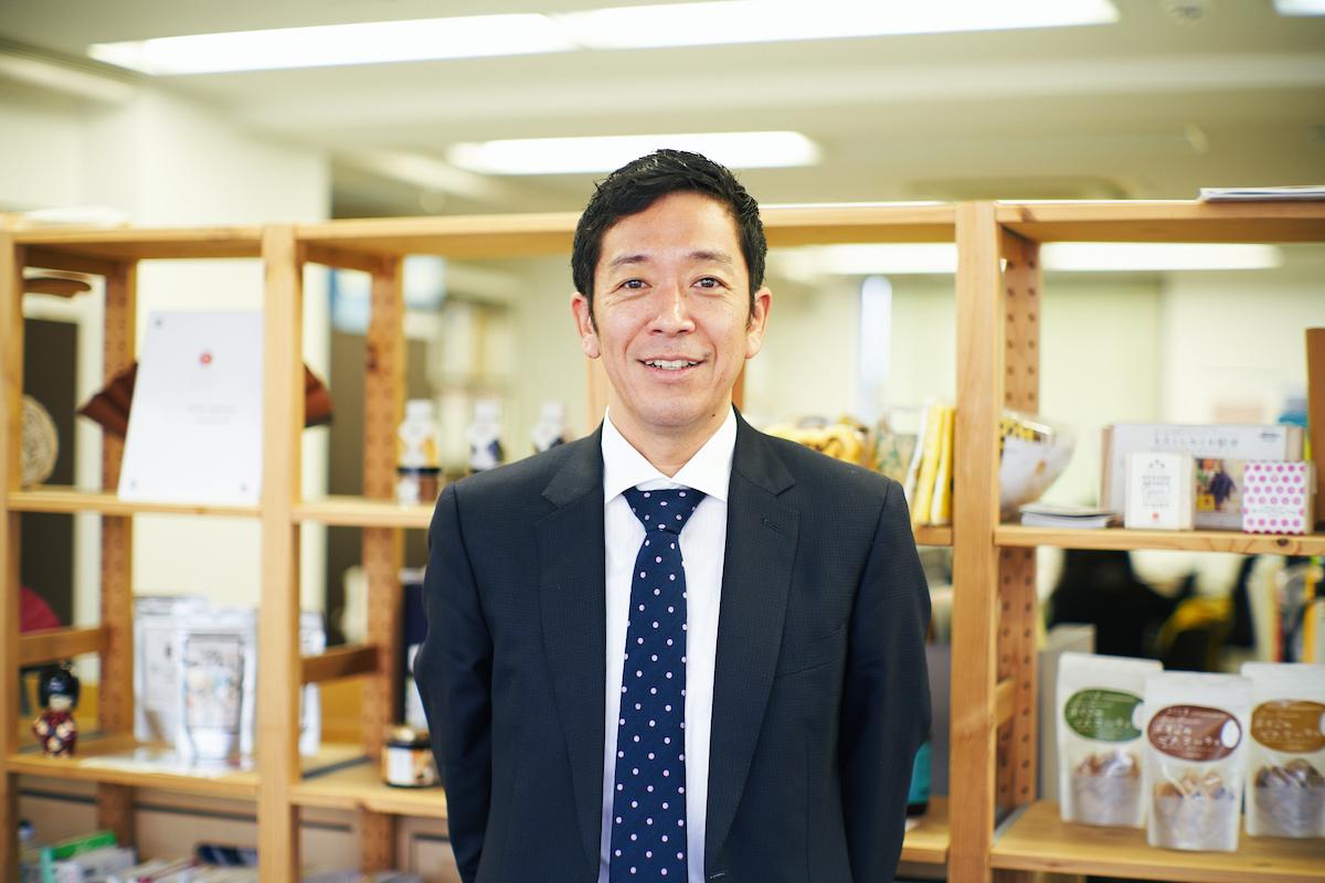 長野県と都市部をつなぎ、長野県の魅力を伝え続けていく「さとゆめ長野支社長 浅原 武志」