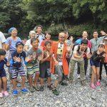 野根川を保全し、海陽町・東洋町、2町の連携による「南四国活性化プロジェクト」